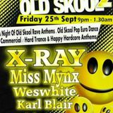 Dj Wes White - Live @ Bullseye Complex Coleraine Northern Ireland (Old Skool N.I Hard Events)