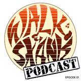 Walk n Skank: Podcast #1 ft Cian Finn live