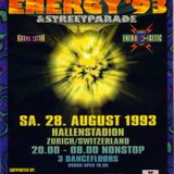 LAURENT GARNIER @ Energy '93 @ Hallenstadion (Zürich, Zwitzerland):28-08-1993
