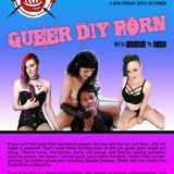 Oct 17 Part 1 - Pandora / Blake with DIY queer porn and sex workers speaking up in Rome.