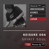 Namy - Spirit Soul #021 (Guest - Keisuke Oda) (Underground Sounds Of Japan)