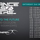 Journey To The Future Guestmix - InKey