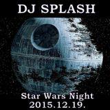 Dj Splash (Lynx Sharp) - Live @ Star Wars Night (warm up session 2015.12.19. set rip)