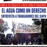 Forjando Futuro - Proceso de privatización del agua: entrevista a trabajador del SIAPA