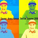 Dj Spuner - Arena Korsze The End Summer 2016