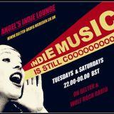 Angels Indie Lounge -  No1s, Artists of the Week, Songs of the Week, Scottish Artists of the Month