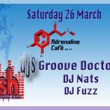Groove Doctorz - Groovy Sessions Vol. 7 (Live @ D.I.S.H @ Adrenaline Cafe)