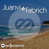 Feel4dreams - Juanvi Fabrich - Summersounds Vol.1 2014