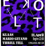 Mario Gitano @ Circo Loco Live (11.04.15)