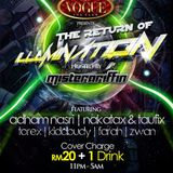The Return of ILLUMINATION - Adham Nasri Live Set