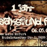 GrÜnÄäS vs. aMpHeTaMiN live @ 1 Jahr Freaksound FM 06.05.06