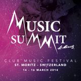 IGOR MARIJUAN - MUSIC SUMMIT ST MORITZ - 16 MAR 2014