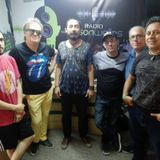 Venarock junto a Patanes, Markess, Juan Carrasco, Lima Gris, Oliver Castillo y Pepe Guillen