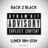 Back 2 Black - 07/11/2016 - Spéciale Rap marseillais