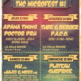 Pool party festival THC Microfest w/ NU Live ! (Montpellier) - 25 05 2013