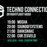 SoundOfSystems exclusive guest mix Techno Connection on Nightflight Radio UK 16/02/2018