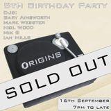 Mik B Origins Sept17