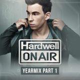 Hardwell On Air Yearmix 2016 - Part 1
