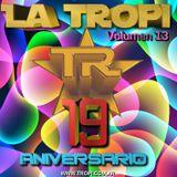 Tropicalisima en vivo Volumen 13 (2015) By DJ MAD