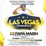 Official 2017 Las Vegas Mixtape - DJ PapaMaish