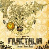 sG4rY DJ-Set @ Fractalia Festival 2015
