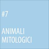 39100: Il Piccione Viaggiatore / puntata dedicata agli animali mitologici