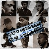 Keep It Movin' Radio (4/5/15) by Digumsmak