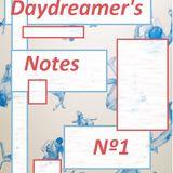 Daydreamer's Notes Nº01