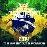 Marco Farouk - Rising Freedom Radioshow Episode #06 FIFA Brazil 2014