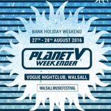 Walsall Music Festival Promo MIX