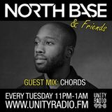 North Base & Friends Show #25 Guest Mix By CHORDS [21 3 17]