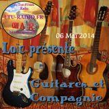 Guitares et compagnie 6 Mai 2014