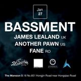 3 Deck Promo Mix For Bassment @ The Mansion