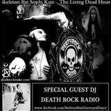 Skeleton Bat Sophi Katz - The Living Dead Hour-9- The Night Train True A Acid Rain On A Black Planet