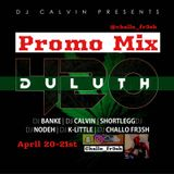 Duluth African Night Promo Mix-Afrobeat+Top40 &More Surprises-Save the date April 20th-21st