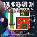 Dj Iwan Sidrink (Progressive Mixed Set) - Soundsensation'16th Series 'Tribute To Stadium'
