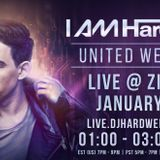 Hardwell live @ I Am Hardwell, United We Are (Ziggo Dome, Amsterdam) – 24.01.2015