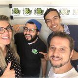 Programa Noite D+ Pop FM com Claudia Cury
