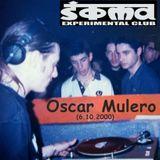 Oscar Mulero - Live @ Soma Experimental Club,Madrid (6.10.2000)