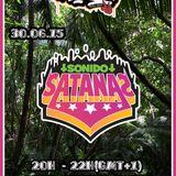 La.Selva_radioshow ! 30_06_2015. DJ's _ SillyTang - SONIDO SATANAS - Coconutah