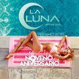 La Luna Hot Summer - 9º Aniversario by Luis Almansa & Alex Riaza