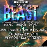 BEAST Live at The Denver Wrangler Memorial Weekend 5.27.17 DJ Matt Stands