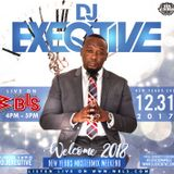 Dj Exeqtive on 107.5 wbls New Years Eve