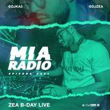 ZEA B-DAY LIVE @ BLACKBIRD MIAMI #MEDIANOCHE
