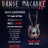 Danse Macabre 2 - Fri. Nov. 3, 2017, 9-10pm