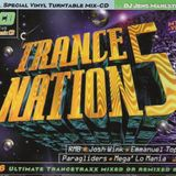 Trance Nation '95 (Vol 5) Mixed by Jens Mahlstedt