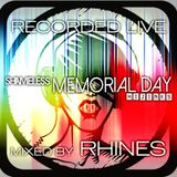 Recorded LIVE @ 'Memorial Day Hijinks' _ Monkey Loft | Seattle : 05.25.15 - mixed by Rhines