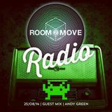 Andy Green Guest Mix - Room2Move Show - Proton Radio