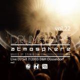 Atmosphere vol.22 (mixed by Spinbreak)