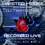 #TwistedHouse 08 on @Cruise_FM with @DJTwistedFish
